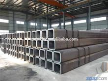 GB standard steel square pipe, ASTM steel pipe, JIS steel section