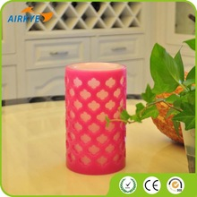 Indoor and Outdoor LED Flameless Color Changing Candles