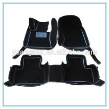 right hand drive for SKODA 5D car mat