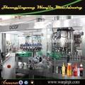 Automatique de haute qualité antifreeze équipements d'embouteillage de liquide