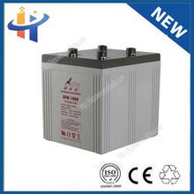 High Grade Manufacturer gel solar battery 2v 1000ah