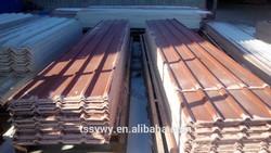 High Strength Light-weight Magnesite Roof Tiles