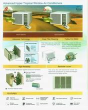 O-General window air conditioner (Manual)