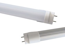 common t8 tube 100lm/w 24w / 5ft led t8 fluorescent tubes UL & DLC listed 9w 18w 22w led tube lamp