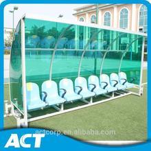 Ergonomic design movable grandstand with premium materials