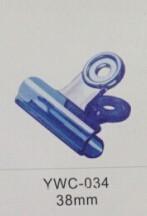 plastic spring clipboard clip