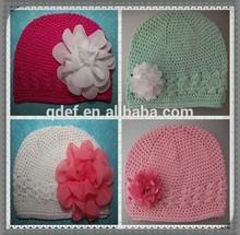 Funny newborn baby beanie hat, crochet baby kufi hat, custom crochet baby summer hat
