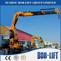 nudillo brazo de grúa de camiones para la venta con motor hidráulico sq16za3
