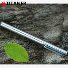 Tactical titanium big pens