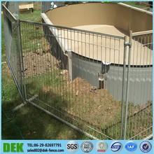 Cheap Galvanized Temporary Pet Dog Fence