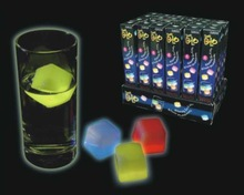 Cheap with CE/EN71 Standard Party Glow Ice Cube