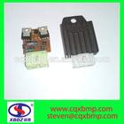 motorcycle AC/DC voltage regulator rectifier 12v for 70cc