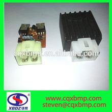 12v 70cc,100cc, 110cc,125cc motorcycle voltage regulator