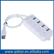 Best quality most popular christmas gift equip usb hub driver