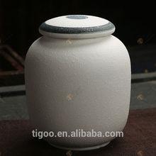 TG-401J136-W-M candle jar 1209 with low price plastic salt mill