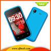"""New Arrival 3.5"""" Camera Bluetooth FM Quad-band Dual Sim Spreadtrum Very Small Mobile Phone K8"""