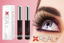 Aliexpress hot sale REAL PLUS eyelash enhancer/eyelash extension liquid/eyelash mascara