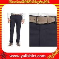 Custom hot sale top quality comfort bulk cheap stylish mens heavy cotton twill pants