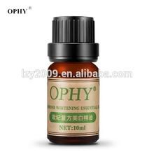 OEM/ODM Compound Skin Whitening Essential Oil 10ml