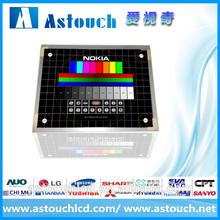 LCD touch screen G170EG01 V1/ 17 inch VGA DVI HDMI industrial lcd/LED LVDS input