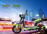 48v electric battery-operated motorcycle