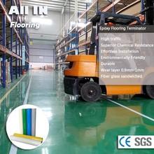 Durable Fiber glass Epoxy Flooring concrete sealant