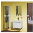 bathroom vanities, wall hung bath sets, side cabinet, tall boy