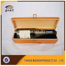 Popular Wood Round Box Packaging