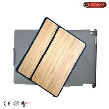 Colorful cheap bamboo case for ipad mini