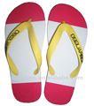 Sublimação impressão chinelos/andar praia chinelo