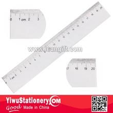20cm logo printed straight ruler