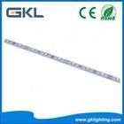 High brightness LED rigid strip smd5050 LED, led light bar aluminum PCB 5050 white color 12v