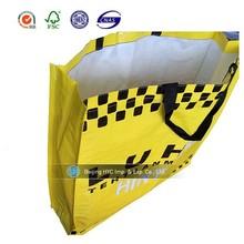 Cheap price 50kg zipper pp non-woven bag