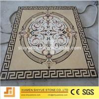 China Natural Pattern Medallion Floor Tile