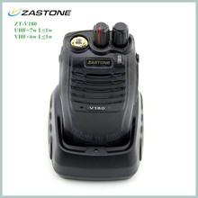 136-174MHz VHF Ham Radio Zastone ZT-V180 Walkie Talkie Long Range Wih 7W Poower Output