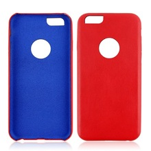 2014 New Arrival Fashion design Leather fitted phone case for 4.7 inch iPhon 6