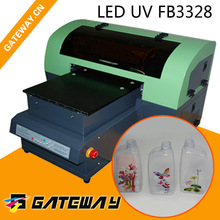 small uv printer/printer uv/industrial printers with CE certificate and 1 year warranty