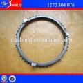 Iveco daily acessórios peças caixa de engrenagens de anel sincronizador parte para s6-90,5s-111gp, 5s-150gp caminhão iveco peças sobressalentes 1272304076