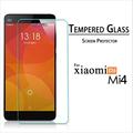 más caliente de nuevo la película de vidrio para xiaomi mi4 templado de vidrio protector de pantalla 2015 nuevos productos