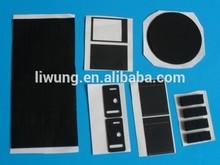 Good Quality And Cheap Price Adhesive Black Poron Foam Gasket