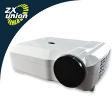 home theater 2000 Lumens Full HD Outdoor Video Using,china 3d projector , led logo car door hid bi xenon projector lens light