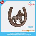 vendita calda ghisa ferro di cavallo cavallo di benvenuto