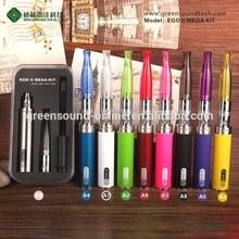 2 Series 22 colors vape kit gs Ego Mega Kit 2200mah Ego kit come funziona la sigaretta elettronica