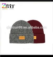 Heather Beanie/Cheap Beanie hats/heather Winter Hat