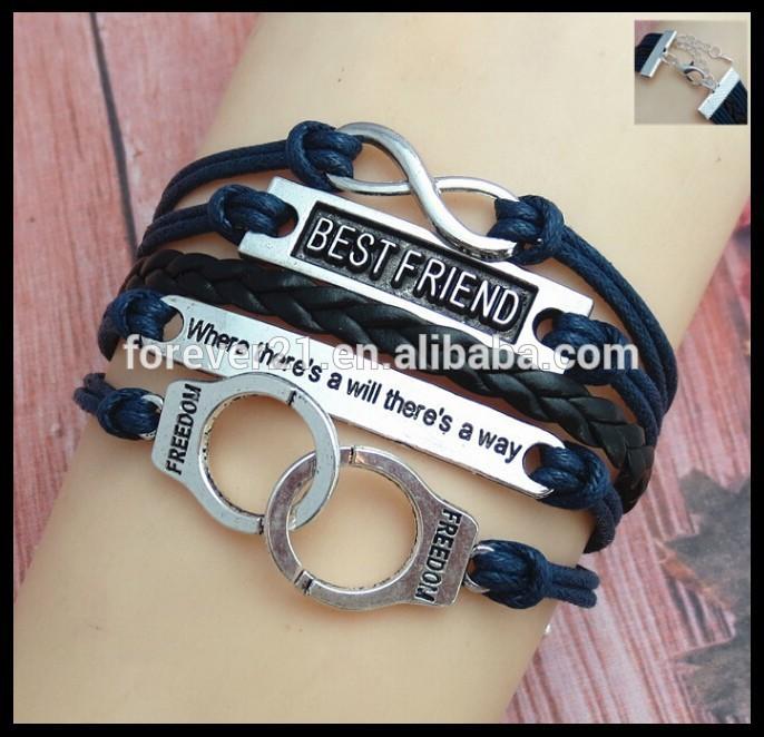 Men Best Friends Best Friend Bracelet Men