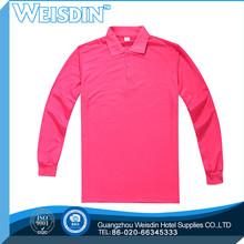 140 grams hot sale silk/cotton polo shirt family matching