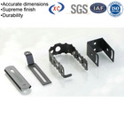 Powder coated metal clamp bracket from factory