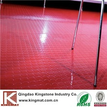 anti slip office garage workshop commercial kitchen PVC flooring