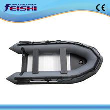 2015 moda tasarım sıcak satış sltted güverte fodlable çıkarılabilir kontrol balık yemi teknesi tampon tekne