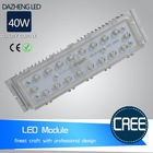 40W LED Outdoor street Module for LED street lamps lighting